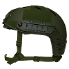 Valken Tactical Airsoft ATH Helmet, Enhanced P - Green