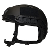 Valken Tactical Airsoft ATH Helmet, Enhanced B - Black