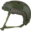 Valken Tactical Airsoft ATH Helmet, Enhanced B - Green