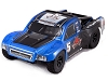 Aftershock 8E 1/8 Scale Brushless Electric Desert Truck - Blue