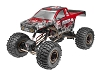 Everest-10 1/10 Scale Crawler 2.4GHz - Red