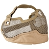 Valken Tactical  4G Wire Mesh Tactical Mask-TAN