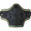 Valken Tactical 2G Wire Mesh Tactical Mask-OLIVE SKULL