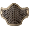 Valken Tactical 2G Wire Mesh Tactical Mask-TAN