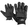 Valken Tactical Full Finger Plastic Back Gloves-BLK