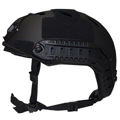 Valken Tactical Airsoft ATH Helmet, Enhanced P - Black