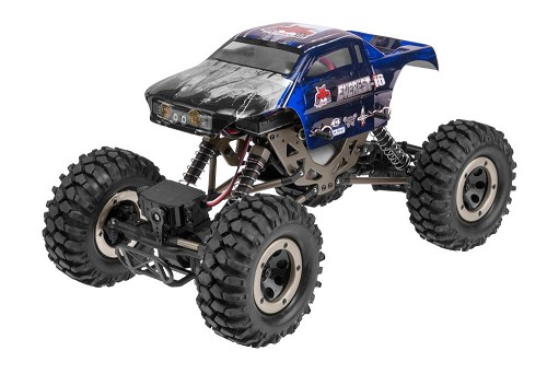 Everest-16 1/16 Rock Crawler - Blue