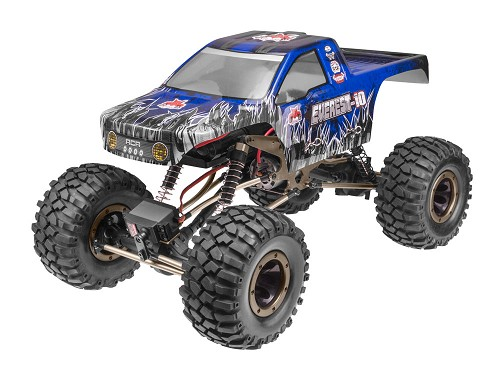 Everest-10 1/10 Scale Crawler 2.4GHz - Blue