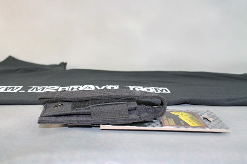 Voodoo Tactical Single Pistol Mag Pouch - Black