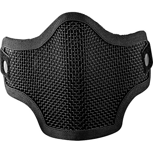 Valken Tactical 2G Wire Mesh Tactical Mask-BLK